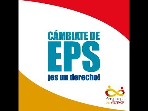 """""""Cámbiate de EPS. ¡Es un derecho!"""""""