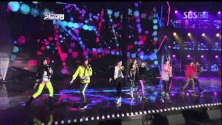 Afterschool - DIVA+SuffleDance @SBS MUSIC FESTIVAL 가요대전 20111229