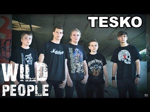 Wild People - Wild People - Tesko   Official Lyric Video