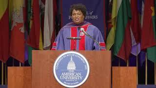 Stacey Abrams Speech Excerpt