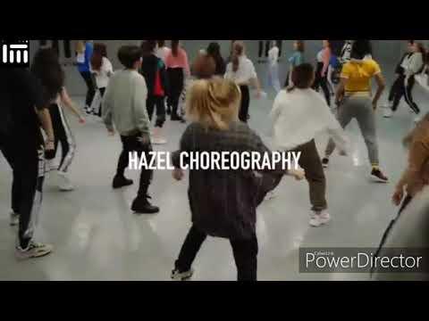 China - Hazel Choreography Anuel AA China