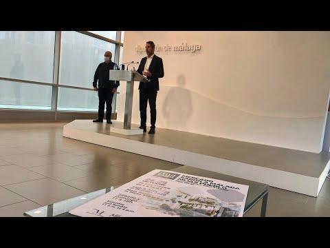 Presentación del Mercado Sabor a Málaga de Mijas