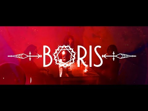 "Boris ""LOVE"" (Offical Video) online metal music video by BORIS"
