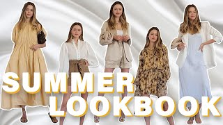 16 Summer Outfit Ideas & Trends For 2020 | Summer Lookbook
