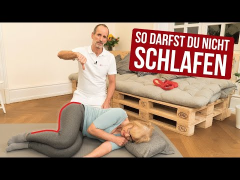 Laden mit Osteochondrose lumbalen Video