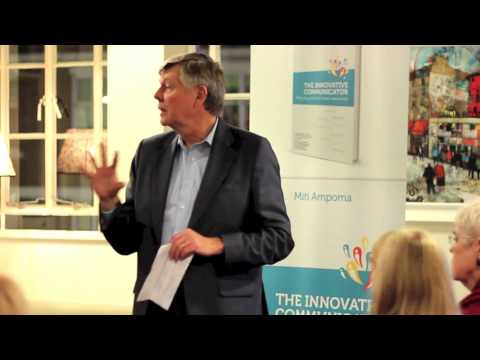 Introducing The Innovative Communicator book launch (2013)