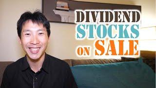 Dividend Stocks on Sale