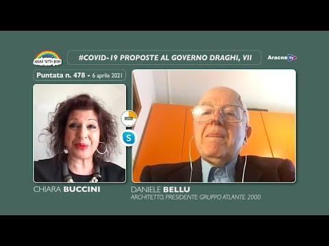 Anteprima del video Daniele BELLUProposte al governo Draghi, VII
