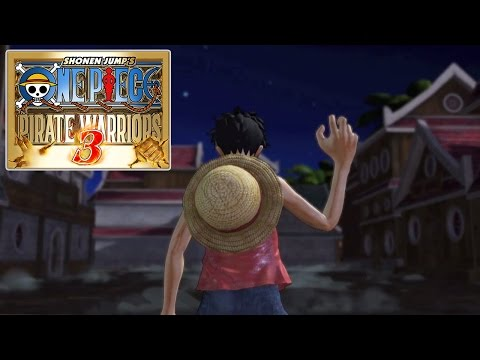 Gameplay de One Piece: Pirate Warriors 3 Gold Edition