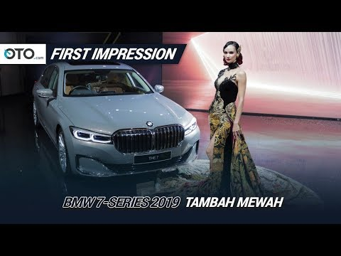 BMW 7-Series 2019 | First Impression | Tambah Mewah | OTO.com