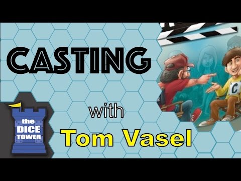 Dice Tower Reviews: Casting