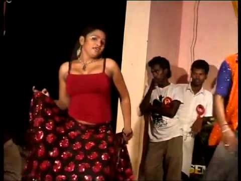 Tamil Hottest Village Record Dance without Dress