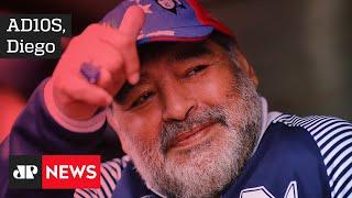 Mauro Beting: Maradona não é um deus por acaso