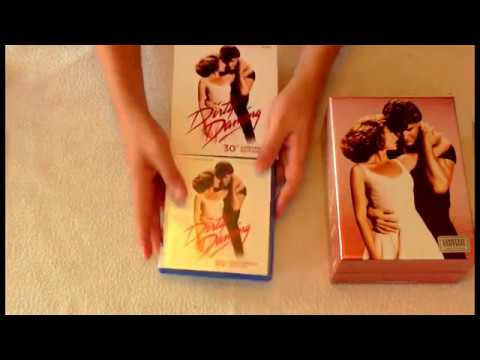 Dirty Dancing 30th Anniversary Collector's Edition. Blu Ray. Unboxing.