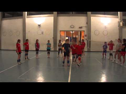 immagine di anteprima del video: Natale 2012 Minivolley Pertini
