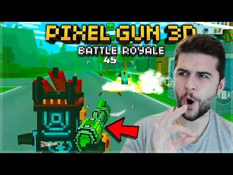Download Omg They Added All New Weapons In Battle Royale Pixel Gu