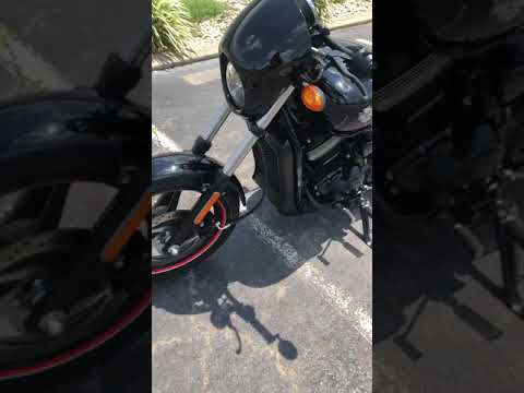 2015 Harley-Davidson XG750 STREET in Greenbrier, Arkansas - Video 1