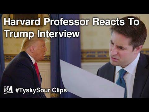 Pandemic Expert REACTS To Trump Coronavirus Interview