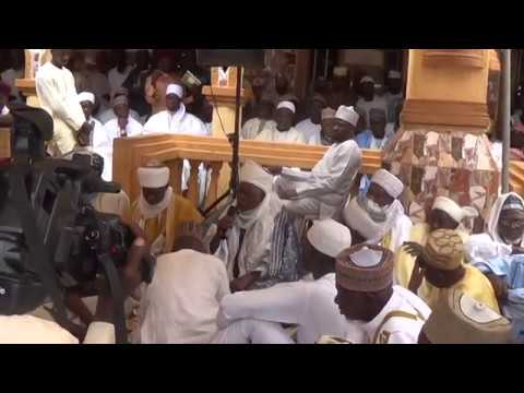 LECTURE BY CHIEF IMAM OF ILORIN ON FIDAU PRAYER OF THE ALH LATE AKOEYEDE