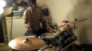 Immure - Damiera (Drum Cover)
