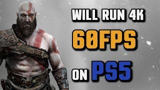 HUGE NEWS for PS5, God of War, and Other Current Gen Games!