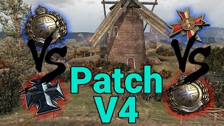 COH2 FPV A pair of patch preview games