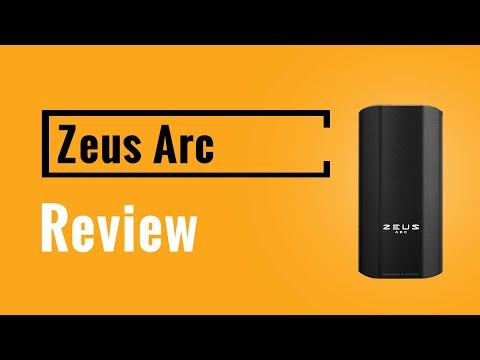 Zeus Arc Vaporizer Review – Vapesterdam