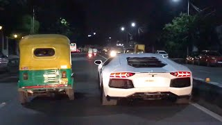 Supercars In India - October 2018 - 2 of 2 (Bangalore)