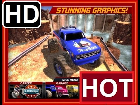 BEST ANDROID GAMES -  OFFROAD LEGENDS : ANDROID HD GAME PLAY TRAILER!!! TOP RACING GAMES !