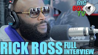 BigBoyTV - Rick Ross on