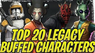 Top 30 Zetas - May 2019! The Very Best Zetas in Star Wars: Galaxy of