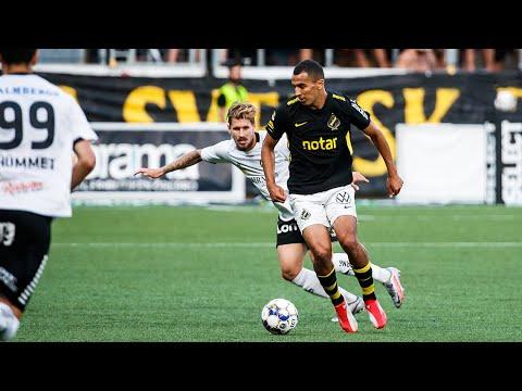 Höjdpunkter: Örebro SK – AIK 1–1