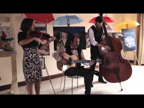Premiata Suoneria Manouche Jazz-Manouche Band Trapani musiqua.it