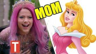 Descendants 3 Characters Parents Explained