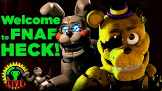 Is This The  Scariest FNAF Fan Game Yet? | FNAF Animator's Heck