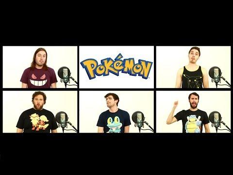 """Tema de """"Pokémon"""" a capela se viraliza en redes sociales"""