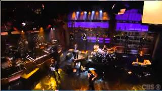 Depeche Mode - Soothe My Soul live on Letterman 11/03/2013