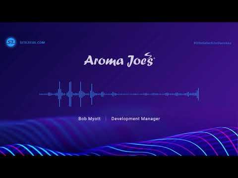 Customer Testimonials: Aroma Joe's Development Manager, Bob Myott