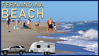 Fernandina Beach and Fort Clinch on Amelia Island, Florida - Fall 2017 Episode 8