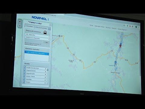 Você sabia? Em Friburgo, usuários de transporte público podem saber localização dos ônibus em tempo real