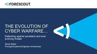 Evolution of Cyber Warfare