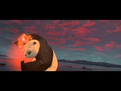 Kung fu Panda 2 pow's inner peace