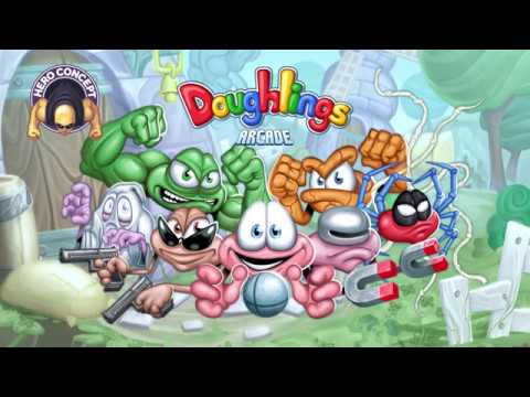 Doughlings: Arcade Steam Key GLOBAL - video trailer