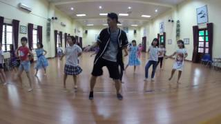 Uptown Funk   Mark Ronson Ft Bruno Mars (Hieukyn's Dance Class)