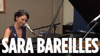 "Sara Bareilles ""Brave"" // SiriusXM // The Blend"