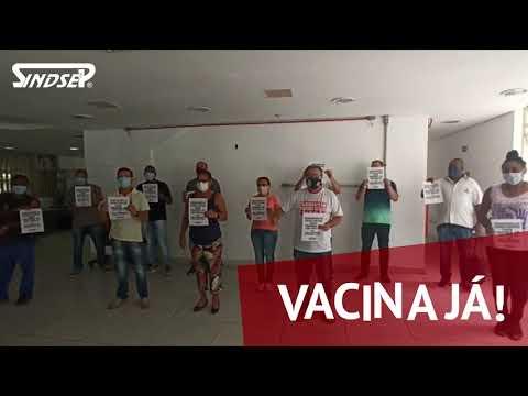 Dia de mobilização por vacina e contra a reforma administrativa