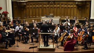 Slavonic Dances – Youth Symphony Wintertide Concert 2018