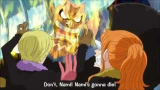 This is our Nami-san! - One Piece Episode 588 [1080p HD]