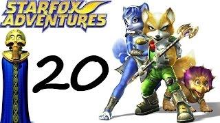 Star Fox Adventures - Walkthrough - Part 20 - Boss Drakor - Video Youtube