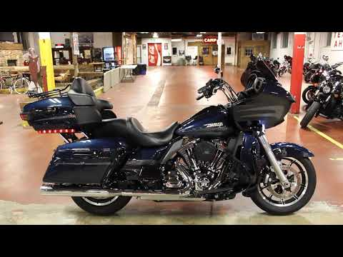 2016 Harley-Davidson Road Glide® Ultra in New London, Connecticut - Video 1